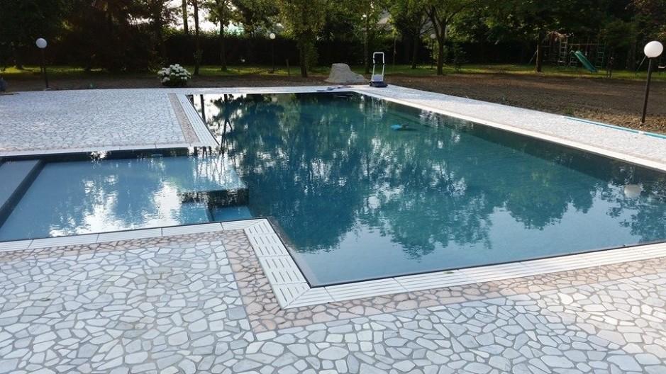 Pavimento piscina in palladiana di marmo 28 palladiana marmo - Piscine di rosa ...