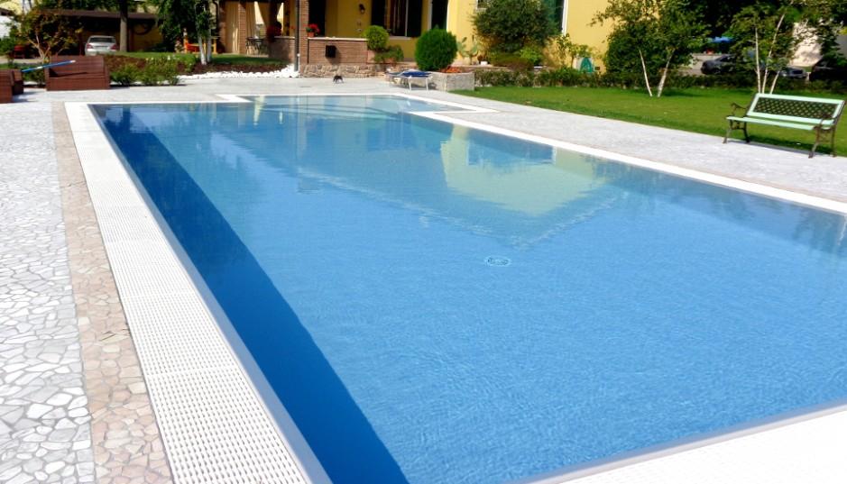 Pavimento piscina in palladiana di marmo 15 palladiana marmo - Piscine di rosa ...
